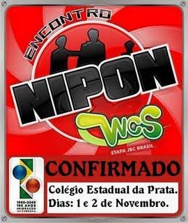 NIPON CONFIRMADO